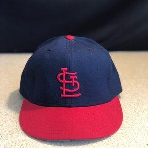 Vintage St Louis Cardinals Pro Ball Cap